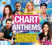 VARIOUS  - CD CHART ANTHEMS - LATEST &