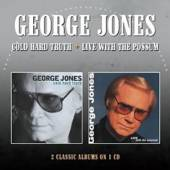 GEORGE JONES  - CD COLD HARD TRUTH /..