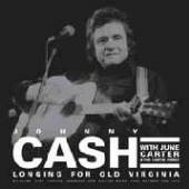 CASH JOHNNY - CARTER JUNE - CA  - 2xVINYL LONGING FOR ..