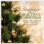 VARIOUS  - CD GREETINGS FOR A BEAUTIFUL CHRI
