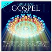 VARIOUS  - CD GREATEST GOSPEL SONGS