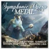 VARIOUS  - CD SYMPHONIC & OPERA METAL VOL. 2