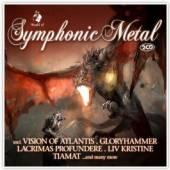 VARIOUS  - 2xCD SYMPHONIC METAL