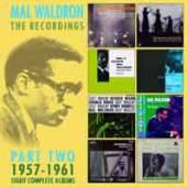 MAL WALDRON  - 4xCD THE RECORDINGS 1957-1961 (4CD)