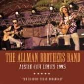 ALLMAN BROTHERS BAND  - CD AUSTIN CITY LIMITS 1995
