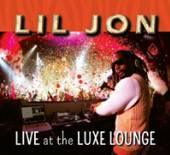 JON LIL  - 2xCD LIVE AT THE LUXE LOUNGE - DJ SET
