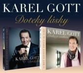 GOTT KAREL  - 2xCD DOTEKY LASKY