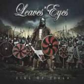 LEAVES EYES  - CD+DVD KING OF KINGS (LTD.DIGIBOOK)