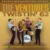 VENTURES  - 2xCD TWISTIN' 62
