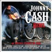 CASH JOHNNY  - 3xCD REBEL