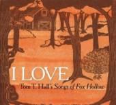 HALL TOM T..=TRIB=  - CD I LOVE