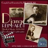 REINHARDT DJANGO  - 5xCD MUSETTE TO MAESTRO 1928-1937