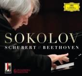 SOKOLOV GRIGORY  - CD SCHUBERT BEETHOVEN