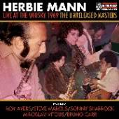MANN HERBIE  - 2xCD LIVE AT THE WHI..