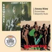 JIMMY RILEY  - CD SHOWCASE + MAJORITY RULE