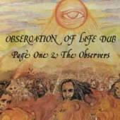 PAGE ONE & OBSERVERS  - VINYL OBSERVATION OF LIFE DUB [VINYL]