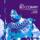 COBHAM BILLY  - CD LIVE AT HOFSTRA..
