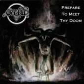 OCCULT  - VINYL PREPARE TO MEET THY DOOM [VINYL]