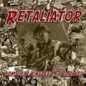 RETALIATOR  - CD COMPLETE SINGLES AND RARITIES