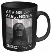ASKING ALEXANDRIA  - HRN THE BLACK [HRNČEK]