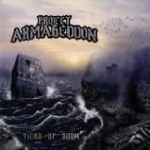 PROJECT ARMAGEDDON  - CD TIDES OF DOOM