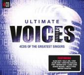 VARIOUS  - 4CD ULTIMATE... VOICES