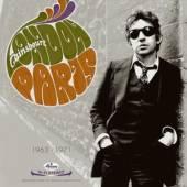 GAINSBOURG SERGE  - CD LONDON PARIS 1963-1971