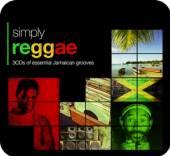 VARIOUS  - CD SIMPLY REGGAE