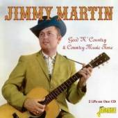 MARTIN JIMMY  - CD GOOD 'N' COUNTRY/COUNTRY