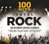 VARIOUS  - 5xCD 100 HITS - TOTAL ROCK