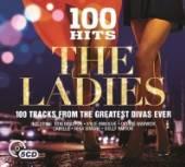 VARIOUS  - CD 100 HITS - THE LADIES