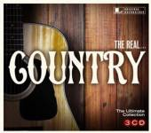 VARIOUS  - 3xCD REAL... COUNTRY COLLECTIO