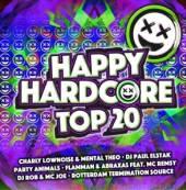 VARIOUS  - CD HAPPY HARDCORE TOP 20