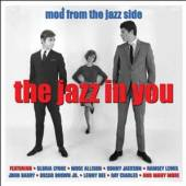 VARIOUS  - CD THE JAZZ IN YOU