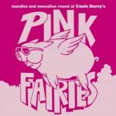 PINK FAIRIES  - CD MANDIES AND MESCALINE..