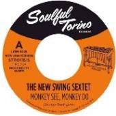 NEW SWING SEXTET  - SI MONKEY SEE MONKEY DO /7