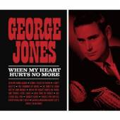 JONES GEORGE  - CD WHEN MY HEART HURTS NO..