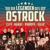 VARIOUS  - 2xCD LEGENDEN DES OST-ROCK