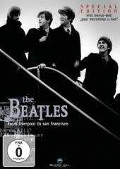 BEATLES  - 2xDVD FROM LIVERPOOL..