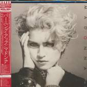 MADONNA  - CD MADONNA -JAP CARD-