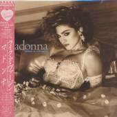 MADONNA  - CD LIKE A VIRGIN -JPN CARD-