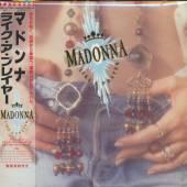 MADONNA  - CD LIKE A PLAYER -JPN CARD-