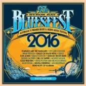 VARIOUS  - CD BLUESFEST 2016