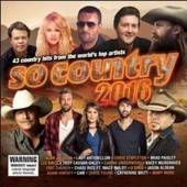 VARIOUS  - 2xCD SO COUNTRY 2016