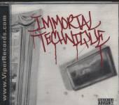 IMMORTAL TECHNIQUE  - CD REVOLUTIONARY 2