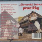 SLOVENSKE LUDOVE PIESNICKY - supershop.sk