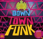 VARIOUS  - 3xCD DOWNTOWN FUNK