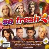 VARIOUS  - CD SO FRESH: HITS OF AUTUMN 2016
