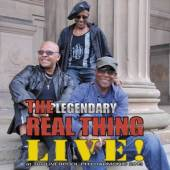 REAL THING  - CD LIVE AT THE LIVER..