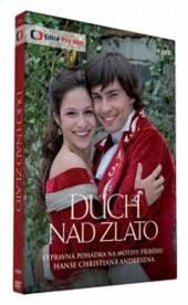 ROZPRAVKA  - DVD DUCH NAD ZLATO
